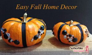 fall home decor idea