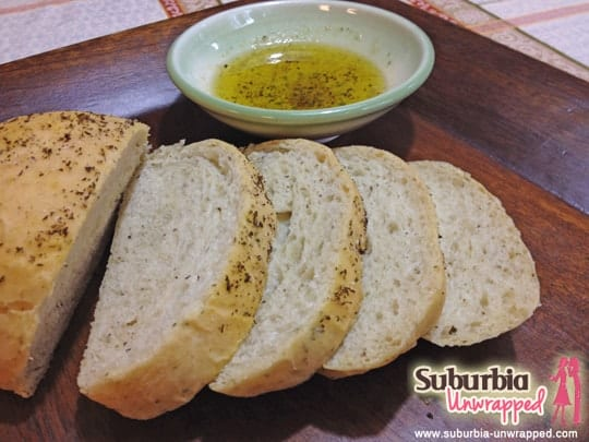 olive oil bread recipe