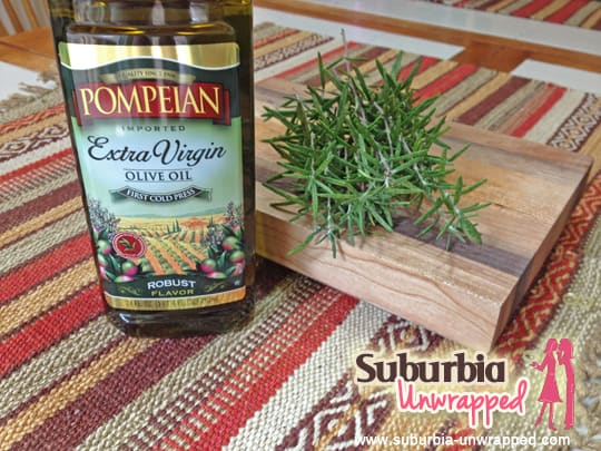 pompeian olive oil bread recipe