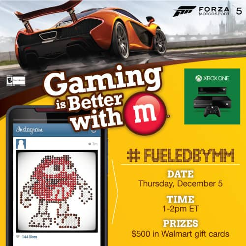 #FueledbyMM Twitter Party 1205r