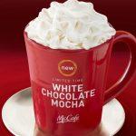 McCafe White Choc Mocha - Mug
