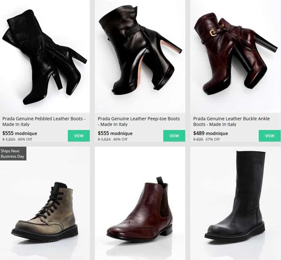modnique boots affordable fashion