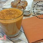 Pumpkin Pie Smoothie Recipe and a Hamilton Beach #smoovember Giveaway