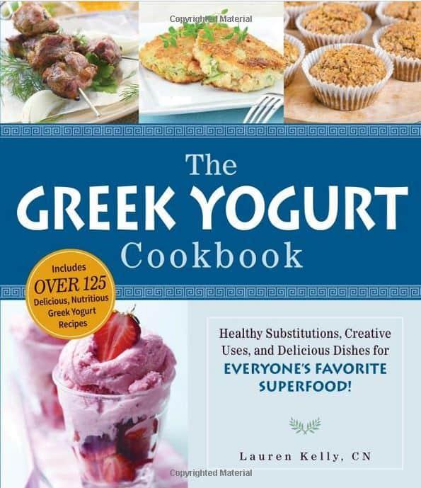 greek yogurt cookbook