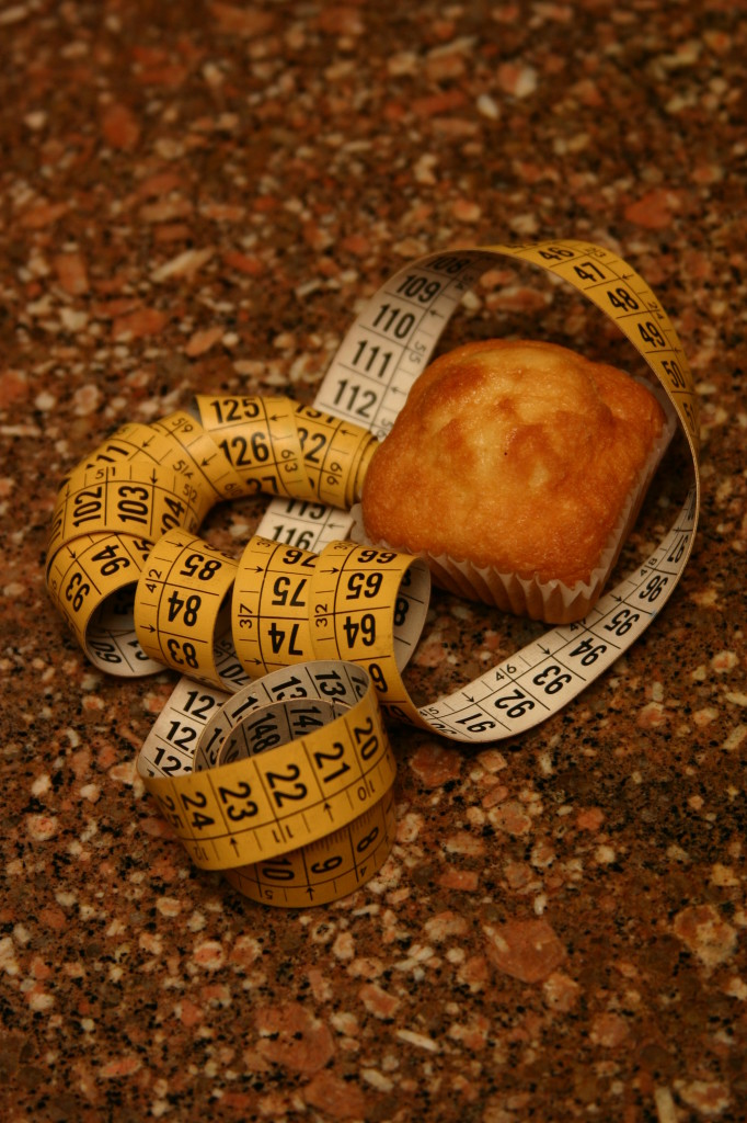 Losing Weight, Counting Calories and Realistic Living