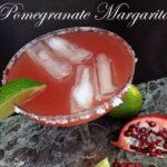 Festive Holiday Cocktail: Pomegranate Margarita