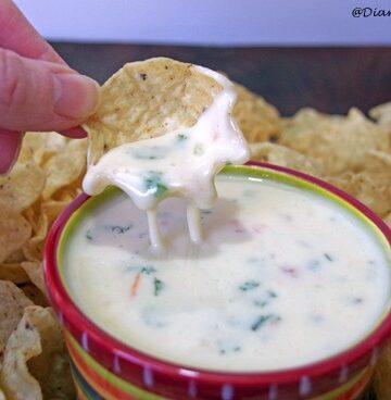 queso blanco recipes