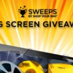 Enter to win in the Shop Your Way HDTV Sweepstakes!
