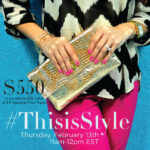 Join Me For The #ThisisStyle Twitter Party!