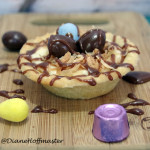 Easy Easter Dessert Recipe: Birds Nest Pudding Tarts  #BunnyTrail