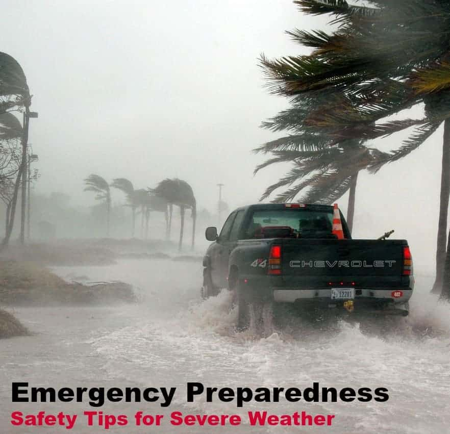Emergency Preparedness Safety Tips