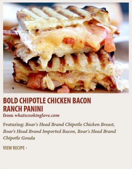 boars head sandwich