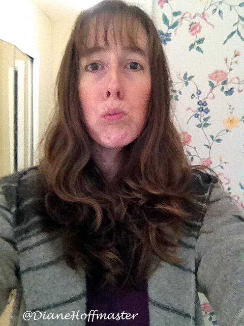 my swish selfie for cleaner teeth