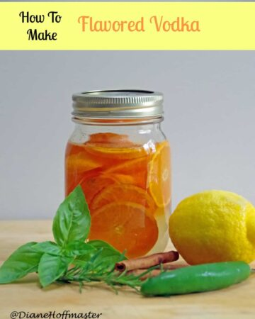 How to Make Flavored Vodka Final
