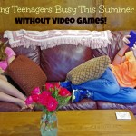 How to Keep Your Teenagers Busy this Summer