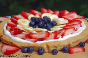 Dessert Recipe Easy Fruit Tart