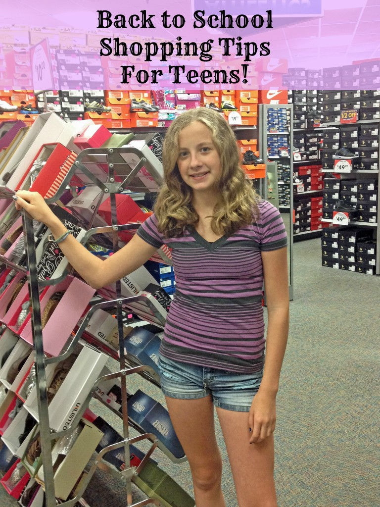 Back to School Shopping Tips for Teens 2