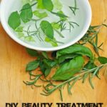 DIY Beauty Treatment Easy Herbal Steam Facial