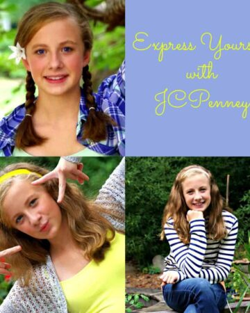 Teen Fashion at JCPenney for Back to School