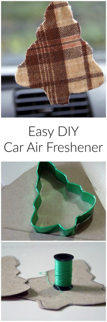 How to Make a Car Air Freshener