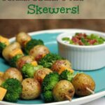 Loaded baked potato skewers Final