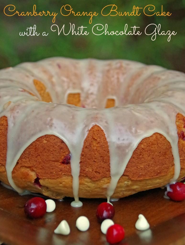 Cranberry Orange Bundt Cake Recipe 2