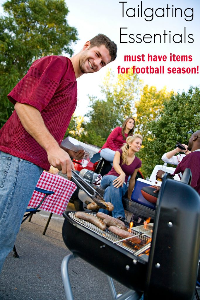 Tailgating Essentials List for Fall Sports Fans