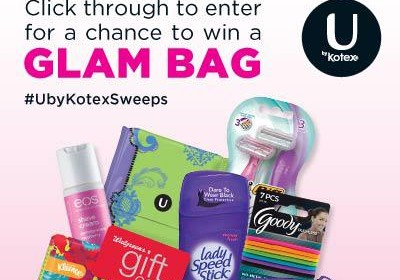 Join the #UbyKotexSweeps Twitter Party!
