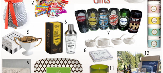 Great Hostess Gift Ideas for the Holidays # BBNshops