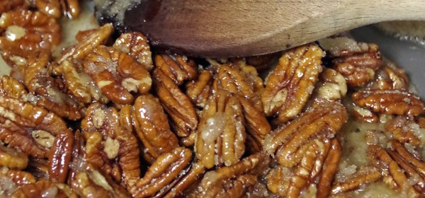 Learn How to Make Candied Nuts