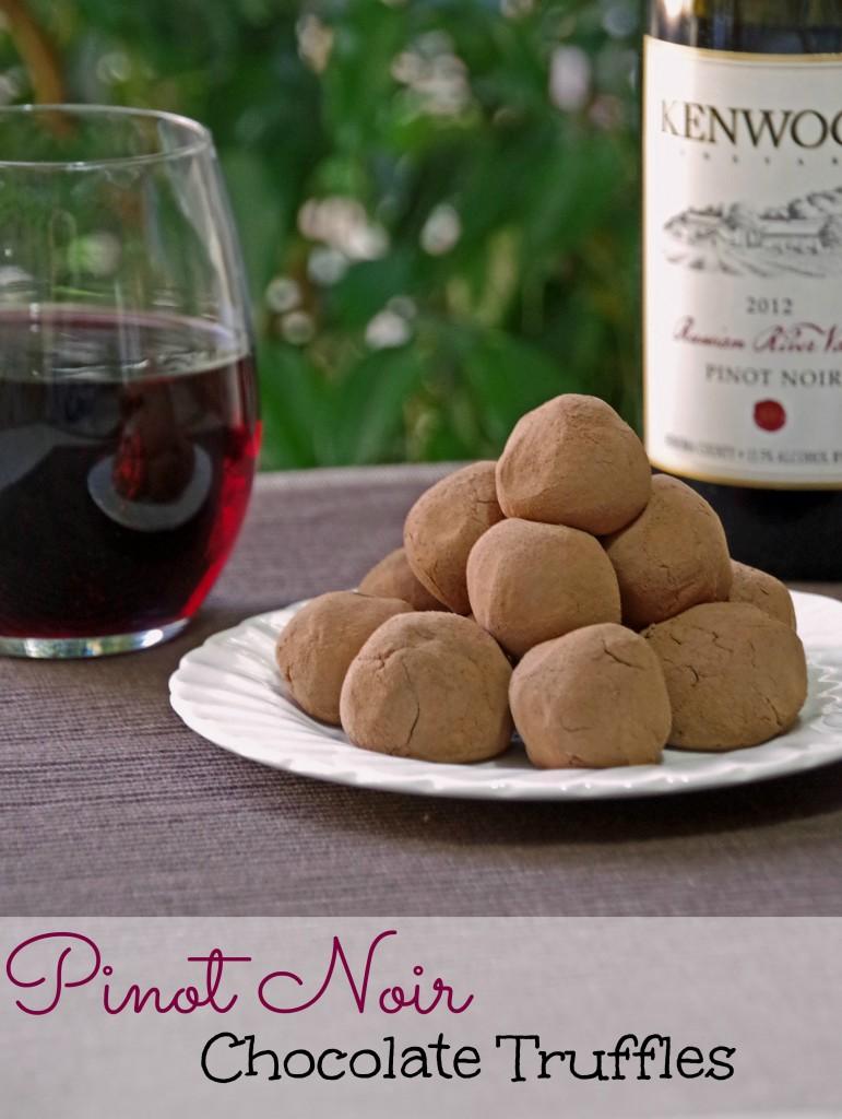 Pino Noir Truffles 2
