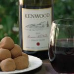 Red Wine Truffles with Kenwood Vineyard