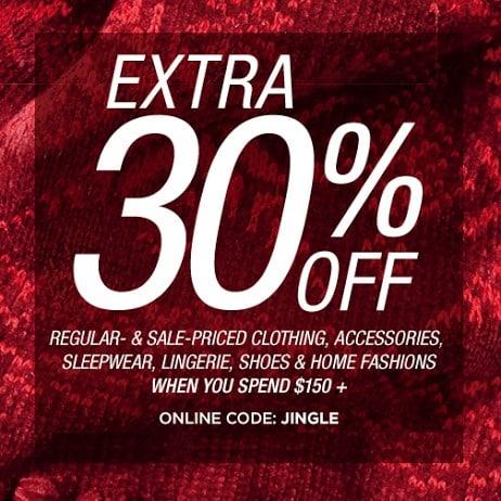 Christmas Fashion Traditions and Holiday Savings at Sears  #MoreMerry