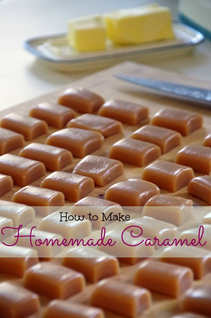 How to Make Homemade Caramel 2