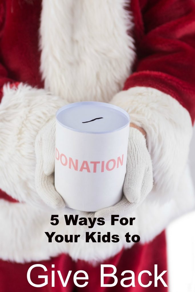 Teach Kids to Give Back to the Community this Christmas