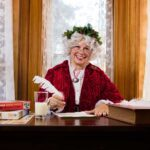 Join Santa and Mrs. Claus for a Heart Healthy Holiday