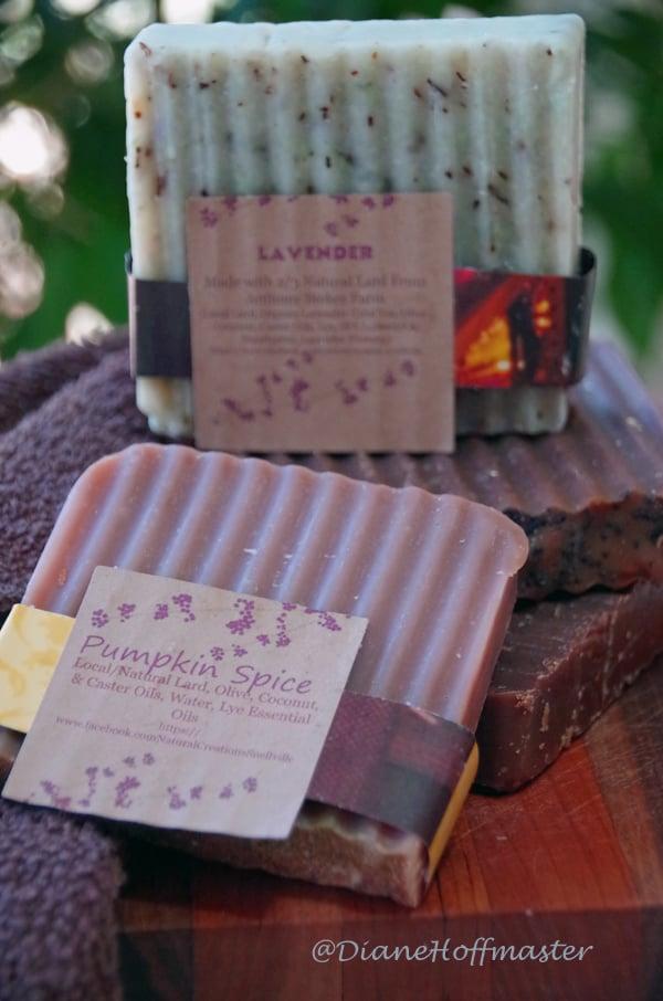 Choosing Natural Soap Ingredients