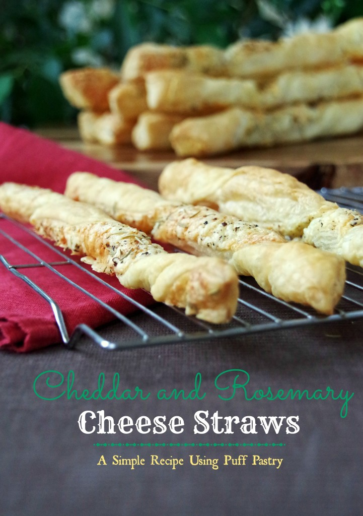 Easy Cheese Straw Recipe Final