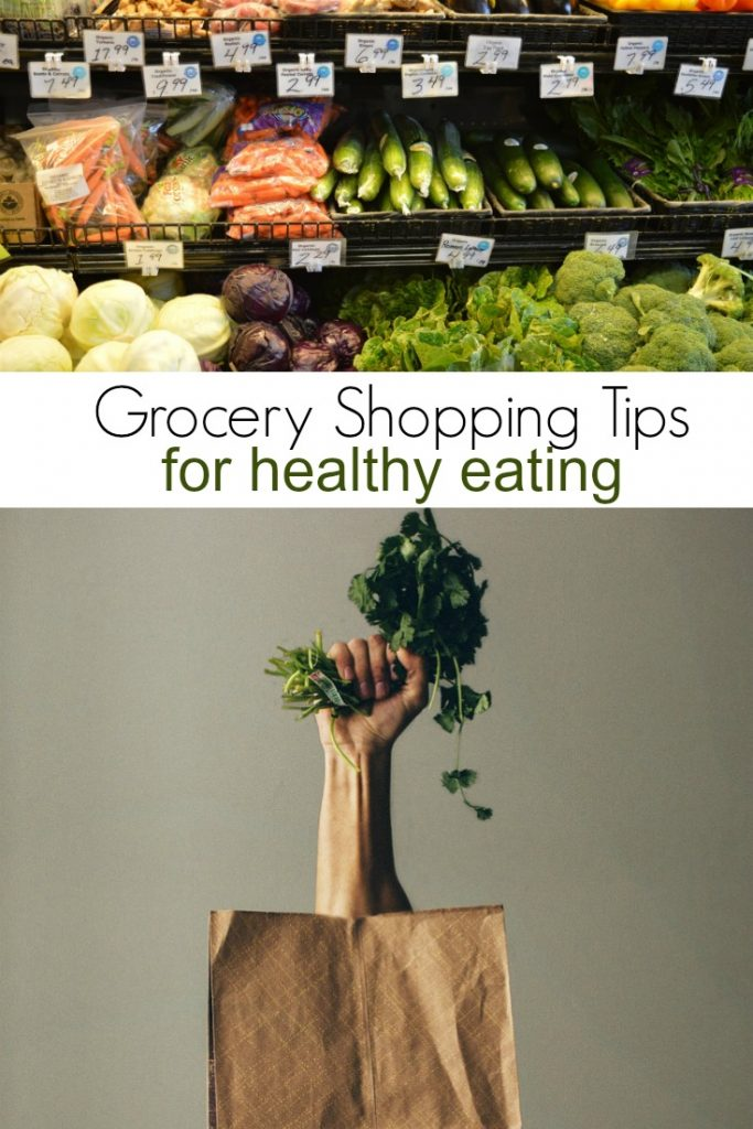 Grocery Shopping Tips for Healthy Eating