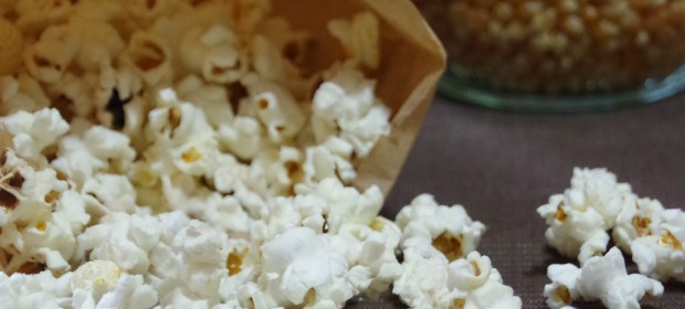 Brown Bag Microwave Popcorn Helps You Save Money and Eat Healthier