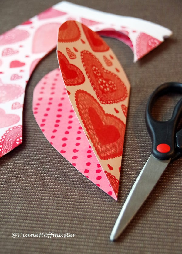 Easy Valentines Day Craft Idea for Kids