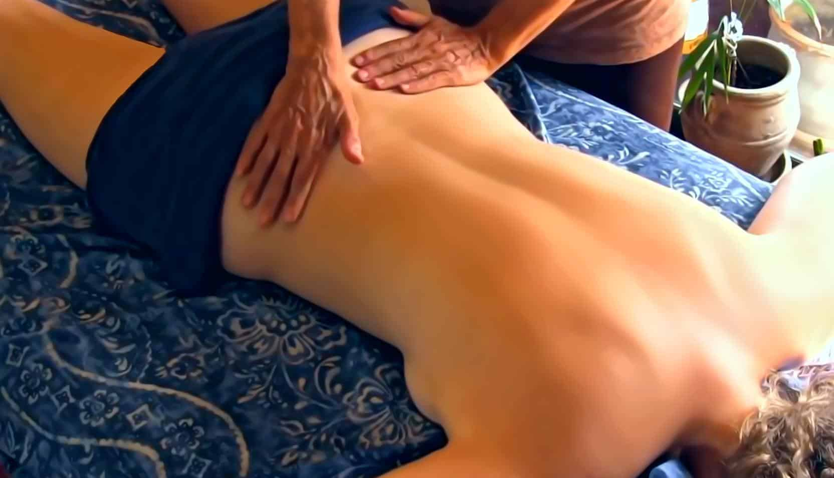 wife sexy massage