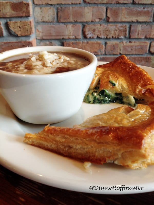 French Cuisine at la Madeleine