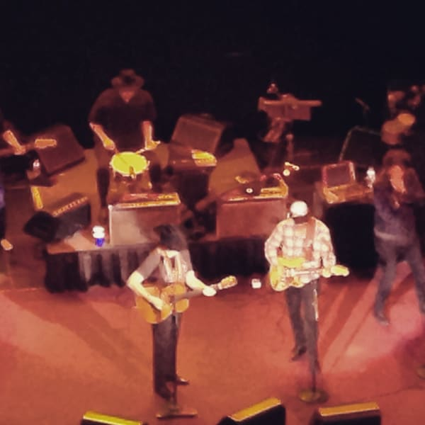 The Tabernacle Concerts