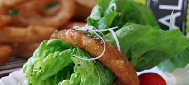 Onion Ring Salad Recipe with Lemon Herb Vinaigrette  #SpringIntoFlavor