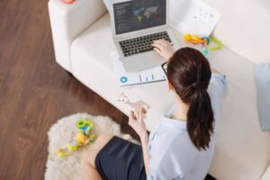How to be Productive Even with Kids at Home!