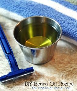 Easy DIY Beard Oil Recipe 2