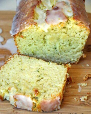 Easy Lemon Zucchini Cake Recipe 2