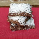 No bake energy bar recipe with oatmeal