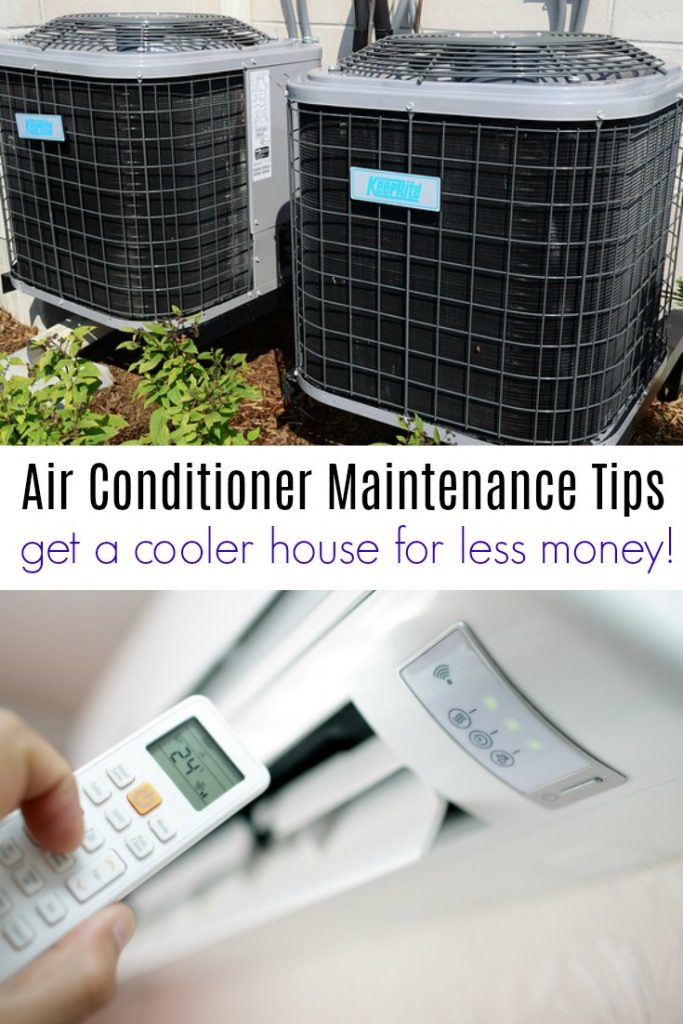 Air conditioner maintenance tips for a cooler house for less money